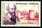 France 1960 Yvert n° 1257 neuf ** 1er choix