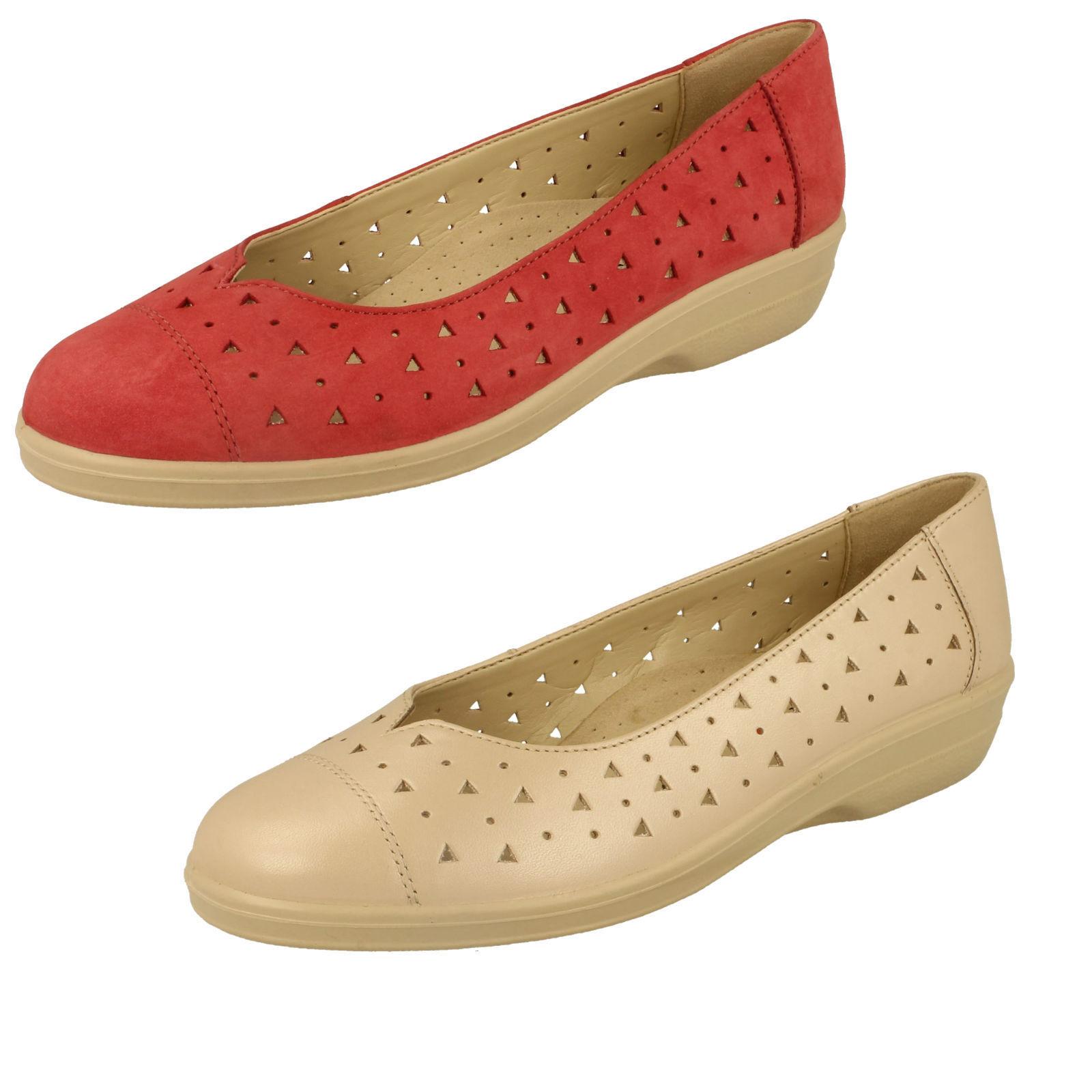 Padders Damen breite Passform Schuhe Faye