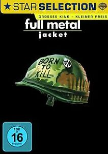 Full-Metal-Jacket-von-Stanley-Kubrick-DVD-Zustand-gut