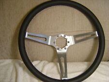 Comfort Grip Steering Wheel Leather Corvette Camaro Chevelle Nova Buick More
