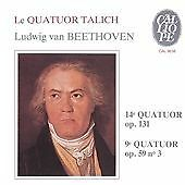 Ludwig Van Beethoven String Quartets Nos 9 & 14/Talich Quarte CD