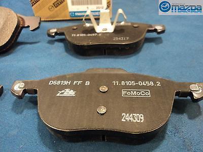 Mazda 3 and Mazda 5 2004-2013 New OEM Front Disc Brake Pads B4YB-33-23Z
