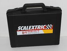 Scalextric Slotcar === für Modellauto === Koffer Seat Sport Auto / car