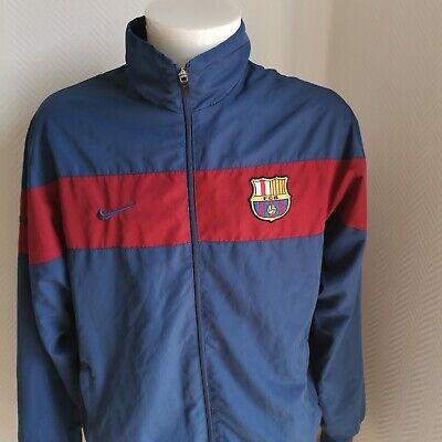 superbe veste nike football Barcelone Football barça Taille xx retrol | eBay