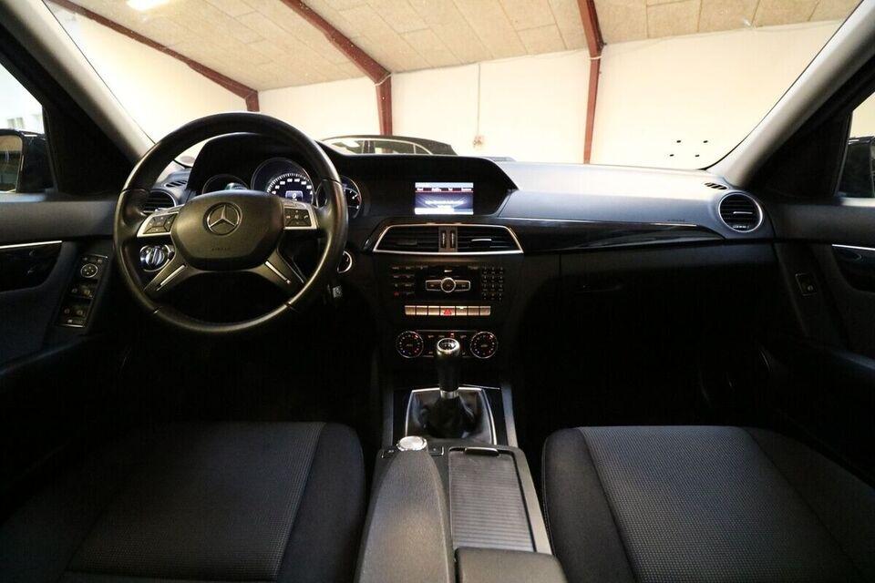 Mercedes C200 2,2 CDi Elegance stc. BE Diesel modelår 2013