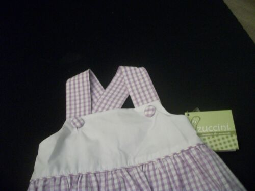 NEW SEERSUCKER SUNDRESS ZUCCINI MONOGRAMABLE LAVENDER COLOR BOUTIQUE