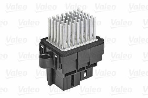 Heater Fan Blower Regulator Resistor FOR MERIVA A 1.3 1.4 1.6 1.7 1.8 MPV Valeo