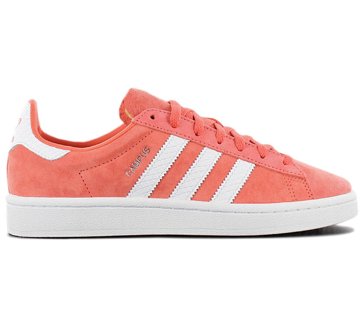 Adidas Originals Campus W Damen Turnschuhe CQ2099 Retro Schuhe Turnschuh Sportschuh
