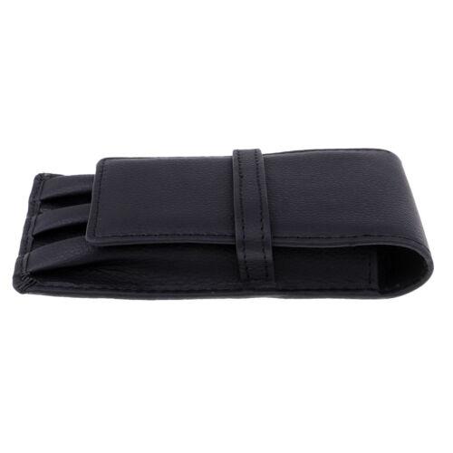Handgemachte Leder Stift Tasche Portable Pencil Bag Zubehör für Stifte