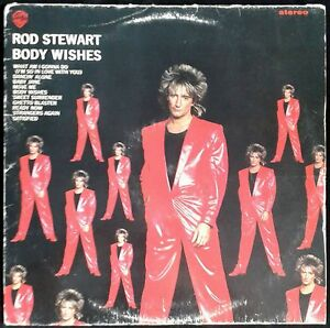 ROD-STEWART-Body-Wishes-SPAIN-LP-WB-1983-What-Am-I-Gonna-Do-Baby-Jane