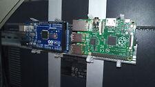 5 Sets Arduino, Raspberry Pi, Relais, Platinen Hutschienen Din Rail Mount Clip
