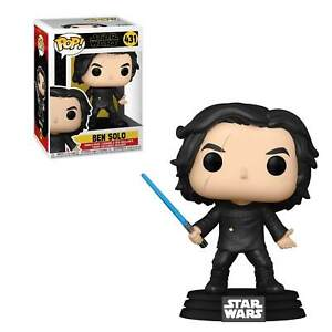 Funko Pop! Star Wars: Ben Solo with Blue Saber 431 51480 In stock