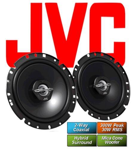 JVC coaxial cs-j1720 2-vías auto KFZ altavoces 170mm 300w o rejilla Hybrid
