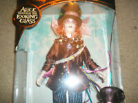 Disney Mad Hatter Doll Alice Through The Looking Glass Johnny Depp