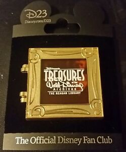 Disney D23 Pin Treasures Of The Walt Disney Archives Pirates Ebay