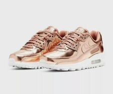 Size 10 - Nike Air Max 90 Metallic Pack - Rose Gold 2020 for sale ...