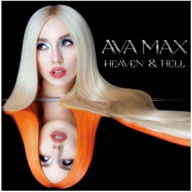 Ava Max - Heaven & Hell CD Neu 2020