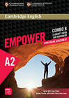 Cambridge English Empower Elementary Combo B with Online Assessment by Jeff Stranks, Craig Thaine, Adrian Doff, Herbert Puchta, Peter Lewis-Jones (Mixed media product, 2015)