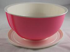 Tupperware D 16 Mittlerer Rührstar 3 l Rührschüssel Pink Rosa / Weiß Neu OVP