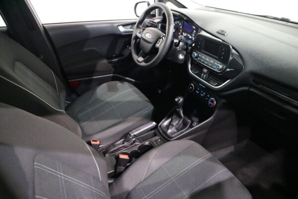 Ford Fiesta 1,1 Trend billede 11