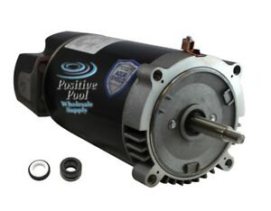 Emerson us motors ast165 eust1152 pool pump motor 1 5 hp for Hayward super pump 1 5 hp motor