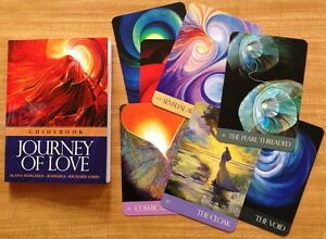 Details about NEW Journey of Love Oracle Reading Cards Guidebook Set Alana  Fairchild Tarot