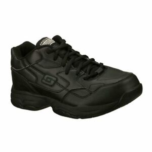 ce6c64a69e53 Women s SKECHERS Work Felton Albie 76555 Leather Slip Resistant ...