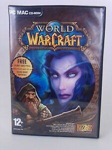 World-of-Warcraft-5-Disk-mit-Handbuch-PC-MAC-CD-Rom-Blizzard
