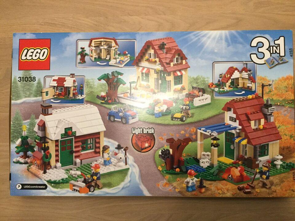 Lego Creator, 31038