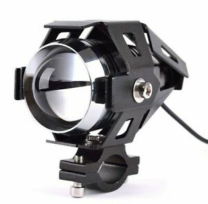 12v U5 Cree Led Spot Light Motorcycle Car Boat Off Road Waterproof Headlight Ebay
