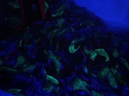 exotic dancewear Hot pink and neon swirls mix and match sets