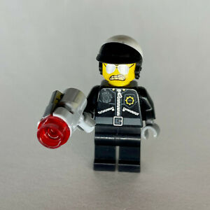 Lego Bad Cop Minifigure From The Lego Movie Set 70802 Ebay