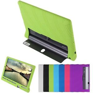 finest selection 1b9c1 2ff47 Details about Soft Back Silicon Case Shell Cover For Lenovo YOGA Tab 3 Pro  10 YT3-X90F/M/L