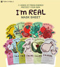 Gangnam / [ TONYMOLY ] I'm Real Mask Sheet 11types 3pcs
