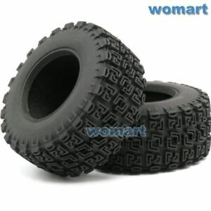 hobbysoul 4pcs RC 2.2//3.0 Short Course Tires Off Road SC Tyre Fit Pro-Line RPM JConcepts SC Wheels Rims