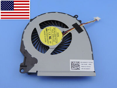 Genuine Right CPU Cooling Fan for Dell Inspiron 15-7559 15-7557 04X5CY