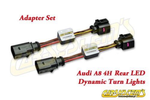 Audi A8 4H Semi Dynamische Blinker Laufblinker für LED Rückleuchten