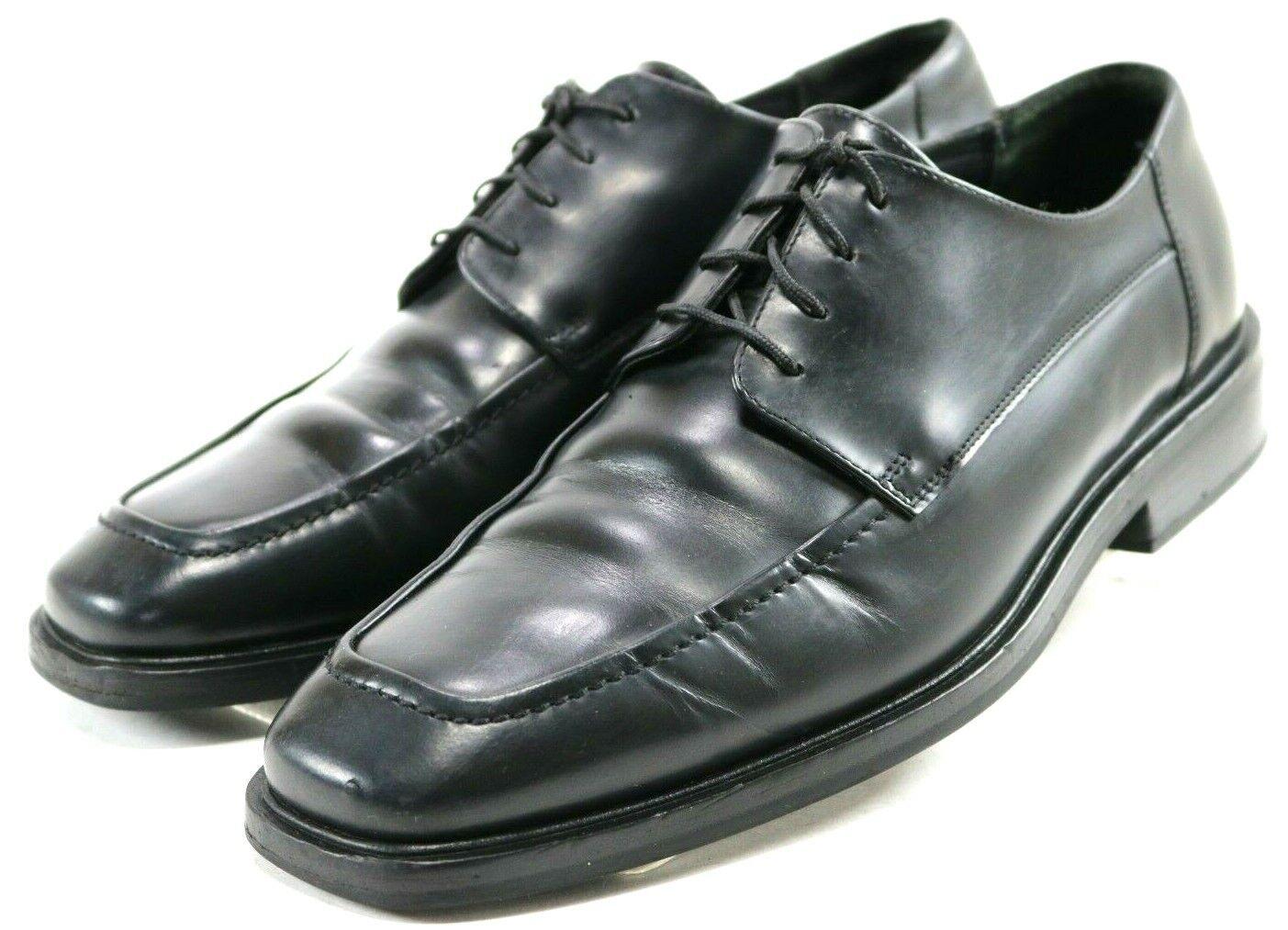 Cole Haan Men's Durham bluecher  110 Oxford Dress shoes Size 9.5 Black