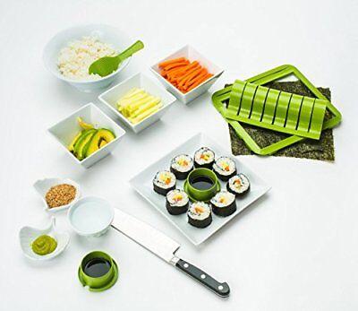 Easier Step for Beginner Sushiquik Super Easy Sushi Making Kit For Sushi Maker