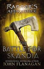 Ranger's Apprentice: The Battle for Skandia 4 by John Flanagan (2008, Hardcover)