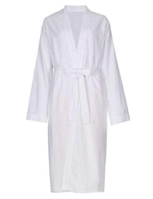 Marks & Spencer La Maison De Senteurs Dressing Gown Robe UK 10 White ...