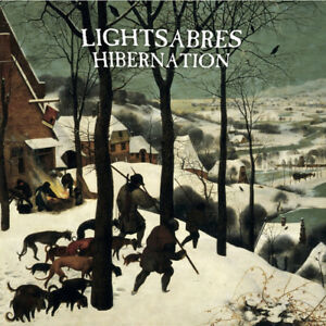 Lightsabres-Hibernation-VINYL-12-034-Album-2016-NEW-Fast-and-FREE-P-amp-P
