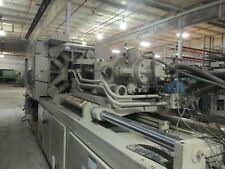 Cincinnati Milacron 300 Ton Injection Mold Machine Model Vh300 29 Exc Cond