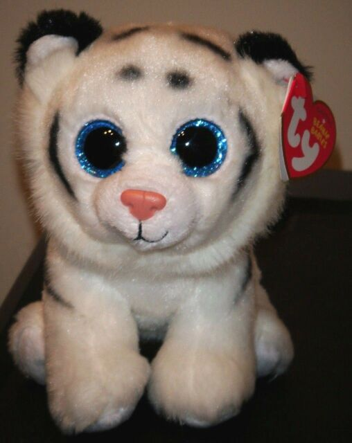 cbdfb33b2f1 Ty Beanie Babies Tundra - White Tiger 42106 008421421060 for sale ...