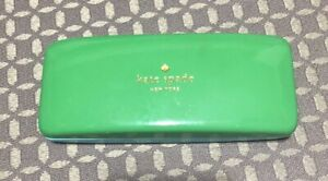 Kate-Spade-New-York-Sunglass-Eyeglasses-Hard-Case-Clamshell-Blue-Green-193