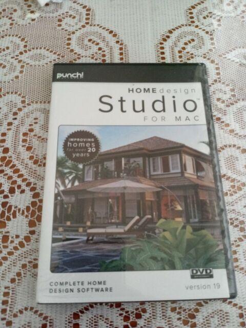 Punch Home Design Studio For Mac V19 With Valid Serial Key For Sale Online Ebay