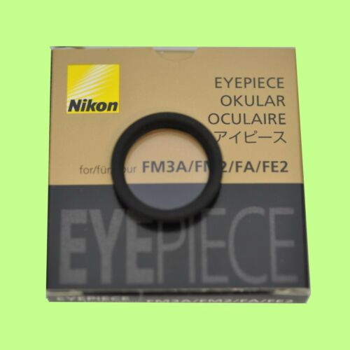 Genuine Nikon FM2 FM3A FA FE2 FM FE buscador Ocular Original