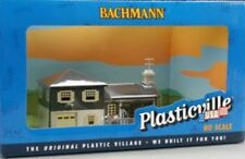 Bachman Plasticville HO Split Level House Built Up 45005