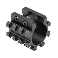 Tactical Trirail Picatinny Mount For Mag Tubes Fits Savage Arms Stevens 320 Pump