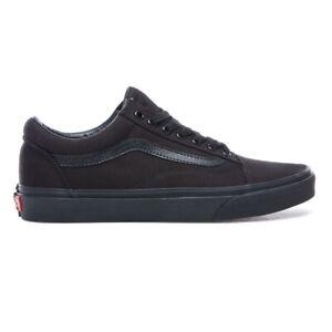 Neuf 2019 Old Vans Détails sur Chaussures Classic Skool NoirNoir Homme Noir 8nP0wOkX